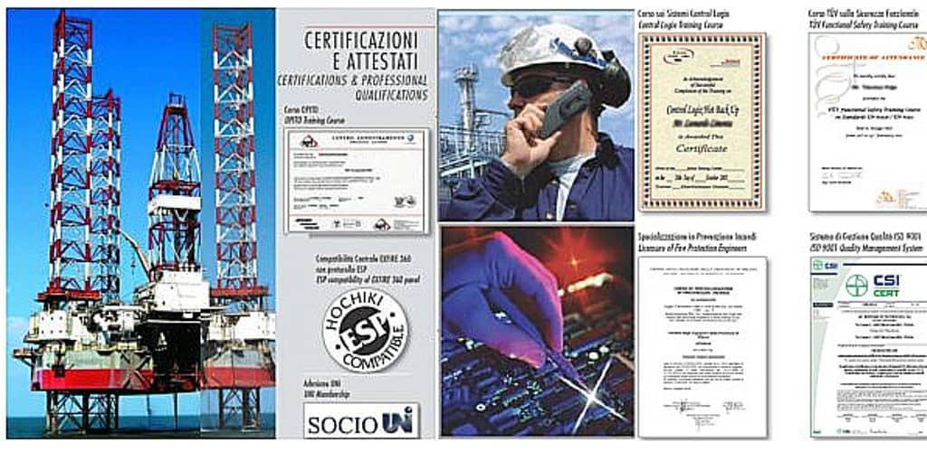 commisioning Servicios soluciones fire & gas